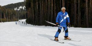 Kayak Pistlerinin İhtiyar Delikanlısı