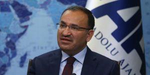 Adalet Bakanı Bozdağ, Aa Editör Masası'na Konuk Olacak