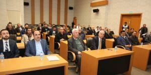 Selçuklu Kent Konseyi Genel Kurulu yapıldı
