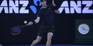 Andy Murray Zorlanmadan 3. Turda