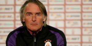Galatasaray Teknik Direktörü Riekerink: Karabük'te Zor Bir Maç Bizi Bekliyor
