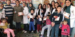 Özel Çare Özel Eğitim ve Rehabilitasyon Merkezi'nde karne heyecanı