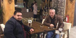 Mehmet Ünal ve Ömer Doğancı sohbeti