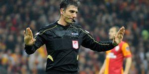 Beşiktaş-Konyaspor maçının hakemi açıklandı