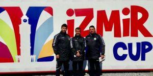 Konyaspor scout ekibi İzmir Cup'ta