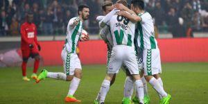 Konyaspor çeyrek finalde!