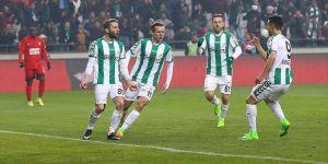 Konyaspor'un kupada rakibi belli oldu...
