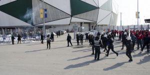 Atiker Konyaspor-Antalyaspor maçı öncesi gerginlik