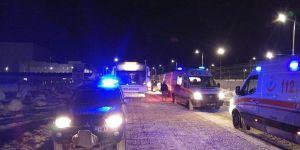 Konya'da Fabrikada Zehirlenme Şüphesiyle 28 İşçi Hastaneye Kaldırıldı