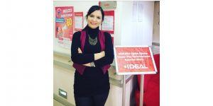 Sibel Elmas Karaca yeni işinde