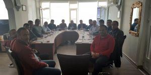 Beyşehir'de av tüfeği üreticileri bir araya geldi