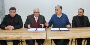 Konya ve Erzurum arasında işbirliği