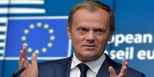 Tusk yeniden başkan seçildi