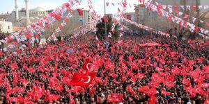 """""""Her evet Türkiye'nin güvencesidir"""""""