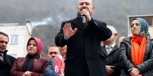 İçişleri Bakanı Soylu: Evlatlarımız 'Pkk'yı Bitireceğiz' Diye Haykırıyor