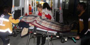 Konya'da Otobüs Şarampole Devrildi: 14 Yaralı
