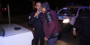 Polisten kaçan sürücü kısa sürede yakalandı