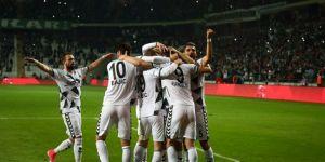 Atiker Konyaspor yarı finalde!