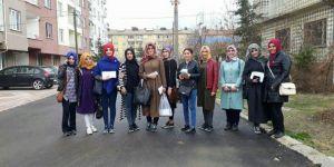 AK Gençlik, Başbakan'ın mektubunu dağıttı