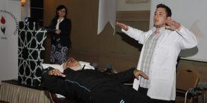 Konya'da Parkinson Hastalığı Anlatıldı