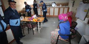 Beyşehir'de dilencilere yönelik operasyon