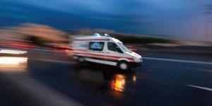 Konya'da minibüs devrildi: 1 ölü, 2 yaralı