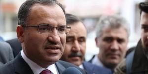 Adalet Bakanı Bozdağ: Ysk'nın Kararları Aleyhine Hiçbir Mahkemeye Başvurulamaz