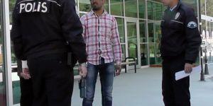 Kaçak Afgan hastaneye gidince yakalandı