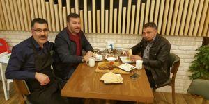 Ahmet Arı Kösedağ Kasap Restoran'da