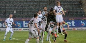 Osmanlıspor: 0 - Atiker Konyaspor: 0