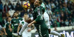 Konyaspor 3 haftada 7 puan kaybetti!  KARTAL KAYIP