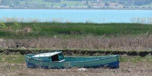 Yağışlar Beyşehir Gölü'nü doldurmadı