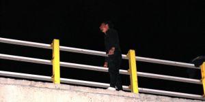 Konya'da intihar taşebbüsü