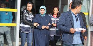 "Konya'da ""abla"" operasyonu"