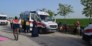 Konya'daki kaza: Yaralı sayısı 38 (Güncelleme)