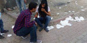 Konya'da kanlı kavga