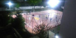 Beyşehir'de spor sahasına 50 bin liralık yatırım