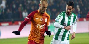 Galatasaray - Konyaspor ilk 11'ler belli oldu!
