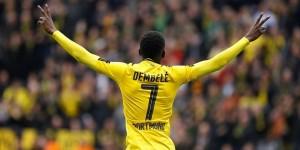 Bundesliga'da 'Sezonun Çaylağı' Dembele