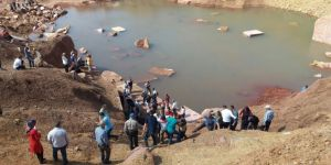 Konya'da gölete giren 2 genç boğuldu