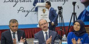 AK Parti Konya İl Teşkilatı Bayramlaştı
