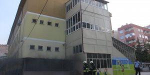 Konya'da Çocukların attığı torpil okulu yakıyordu
