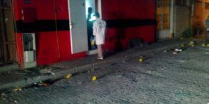 Konya'da eğlence mekanına kurşun yağdırdılar
