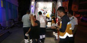 Konya'da Gürültü Kavgası: 2 Yaralı