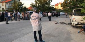 Meram'da feci kaza: 1 ölü, 7 yaralı