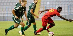 Atiker Konyaspor 2 Kayserispor 1