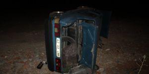 Konya'da Trafik Kazası 1 Yaralı