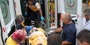 Seydişehir'de 2 Kaza 12 Yaralı