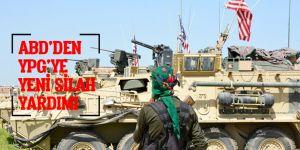 ABD'den YPG'ye yeni silah yardımı