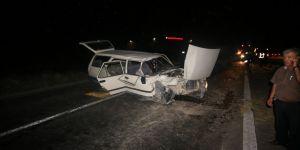 Konya'da Zincirleme Kaza: 1 Ölü, 4 Yaralı
